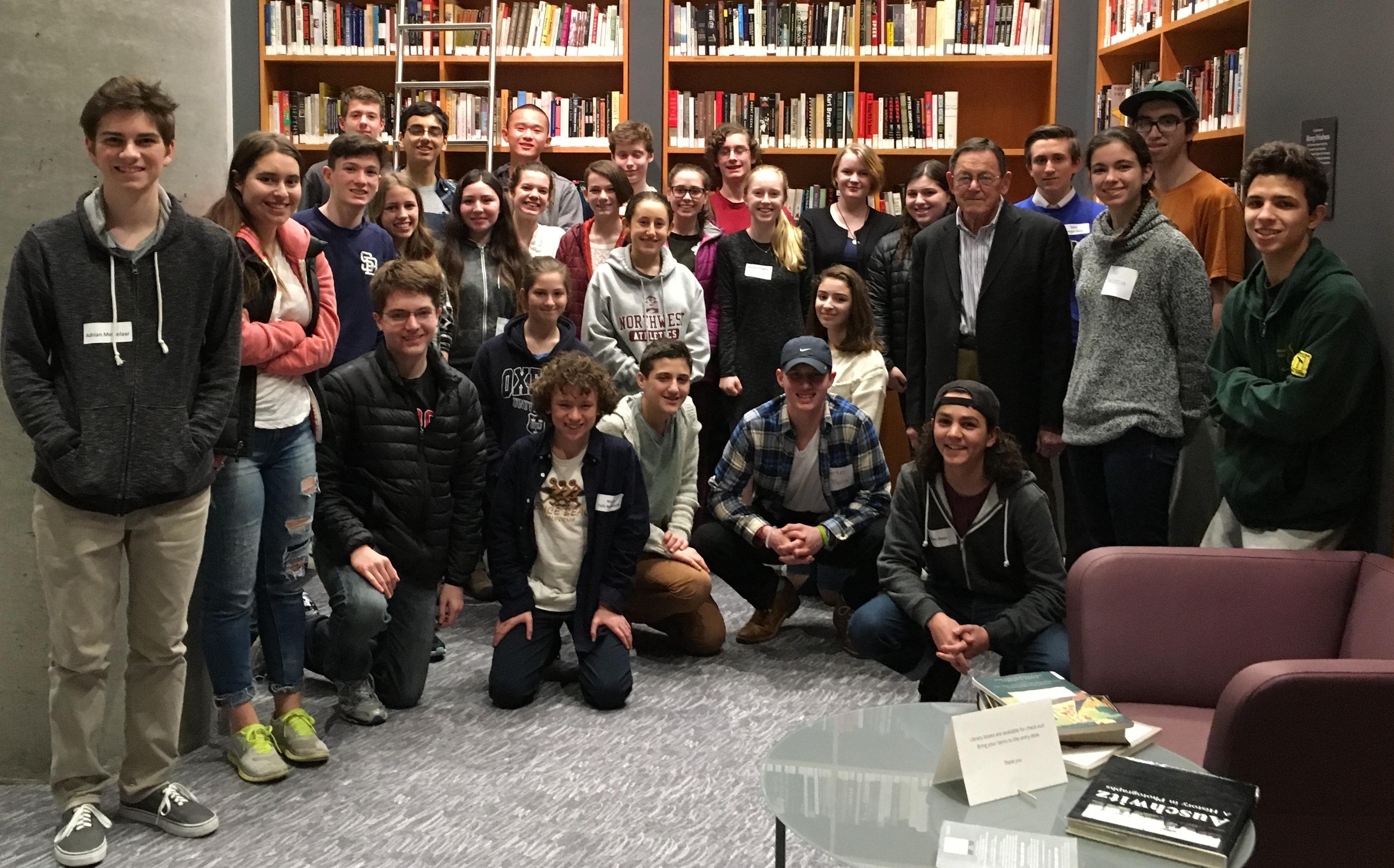 holocaust museum essay contest